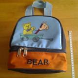 Baby Bear, geanta copii 21*18*13 cm - Ghiozdan Altele, Altele