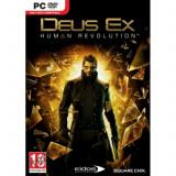 Joc PC Deus EX Human Revolution, Role playing, 18+, Single player, Square Enix