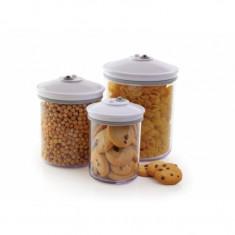 Set 3 caserole pentru vidare Food Saver