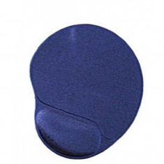 Mouse pad Gembird cu gel MP-GEL 40 albastru