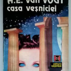 A. E. van Vogt - Casa vesniciei - Carte SF