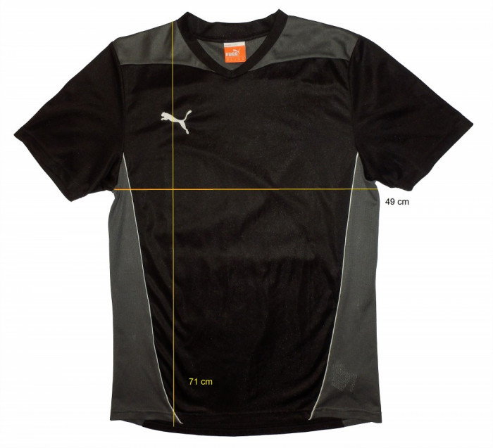 Tricou sport PUMA tehnologie Dry Cell (M) cod-172081 foto mare