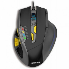 Mouse gaming Newmen G300 Negru, USB, Optica