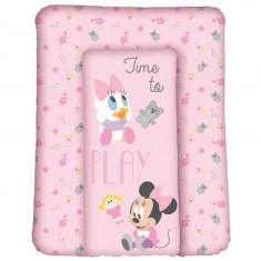 Saltea de infasat Minnie Disney Eurasia - Set mobila copii