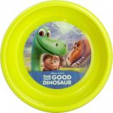 Farfurie adanca plastic Bunul Dinozaur Lulabi, Farfurii