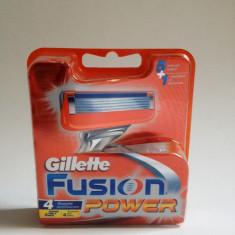 GILLETTE FUSION POWER