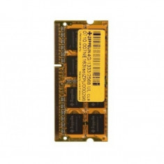 Memorie RAM Zeppelin, 4 GB DDR3, 1600 Mhz, 1.35 V, SODIMM