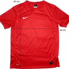 Tricou sport NIKE Dri-Fit (tineret XL sau barbati XS) cod-173594 - Tricou barbati Nike, Culoare: Din imagine, Maneca scurta