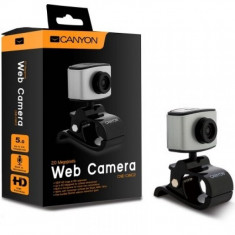 Camera web Canyon HD 720P CWC2 - Webcam