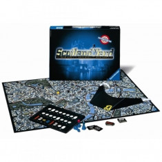 JOC SCOTLAND YARD - Jocuri Logica si inteligenta