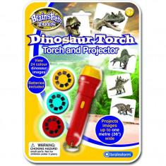 Proiector dinozauri Brainstorm Toys