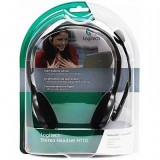 Casti audio Logitech H110