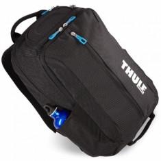 Rucsac laptop Thule Crossover Negru - Geanta laptop THULE, 15 inch, Nailon