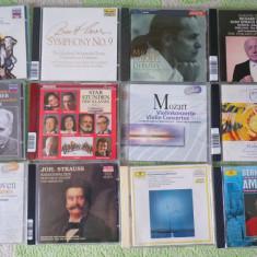 CD muzica clasica originale