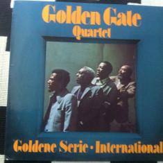 GOLDEN GATE QUARTET GOLDENE SERIE INTERNATIONAL DISC VINYL LP MUZICA JAZZ EMI
