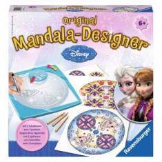 Set de creatie Mandala 2 in 1 Frozen Ravensburger