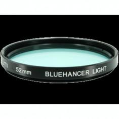 Filtru Marumi 52mm BlueHancer Light - Obiectiv DSLR