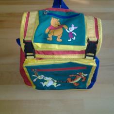 Winnie the Pooh ghiozdan / rucsac gradinita 26 x 22 cm, Altele