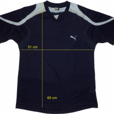 Tricou sport PUMA (M spre L) cod-173786 - Set echipament fotbal Puma, Marime: M/L