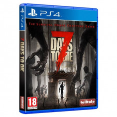 7 Days to Die PS4 Xbox one - Jocuri PS4, Role playing, 18+, Single player