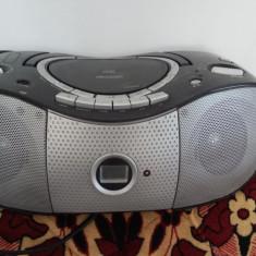 CD PLAYER SILVERCREST MODEL KH 2339 .CD/RADIO/CASSETTE