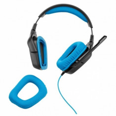 Casti gaming Logitech G430 Surround Sound - Casca PC