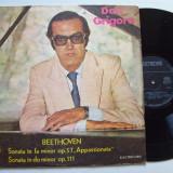 Disc vinil BEETHOVEN - Sonata nr. 23 / nr. 32 (Dan Grigore pian)(ST - ECE 01463)