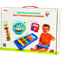 Set jucarii muzicale Little Hands Halilit