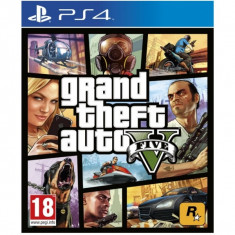 Grand Theft Auto V 5 GTA PS4 Xbox one - Jocuri PS4, Role playing, 18+, Single player