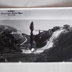 BALCIC DRUMUL SPRE PALATUL REGAL, CARTE POSTALAL, CCA 1930 - Carte Postala Dobrogea 1904-1918, Circulata, Fotografie