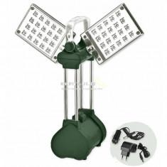 Lampa Carp Zoom pentru cort Smart 2x20LED CZ8212 - Avertizor pescuit, Electronice