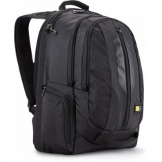 Rucsac laptop Case Logic RBP217 Negru - Geanta laptop Case Logic, Nailon