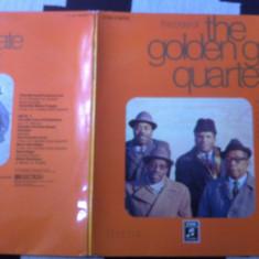 Golden Gate Quartet best of dublu disc vinyl 2 lp muzica jazz vest emi columbia