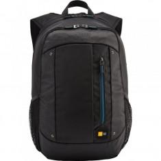 Rucsac laptop Case Logic WMBP115K Negru - Geanta laptop Case Logic, Nailon