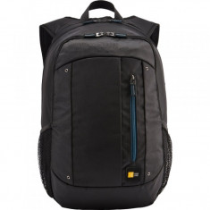 Rucsac laptop Case Logic WMBP115K Negru - Geanta laptop Case Logic, Nailon