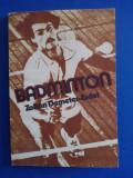 Badminton / Zoltan Demeter-Erdei / R7P3S, Alta editura