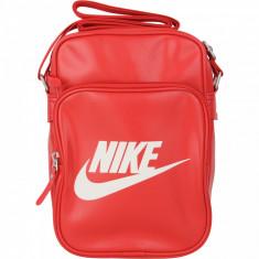 Geanta Nike Heritage Small Item II - Originala - Dimensiuni - L17 x H25 x D6 cm - Geanta Barbati Nike, Marime: Mica, Culoare: Din imagine