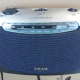 RADIO PHILIPS AE2160 , ARE BENZILE LW/MW/FM . FUNCTIONEAZA .