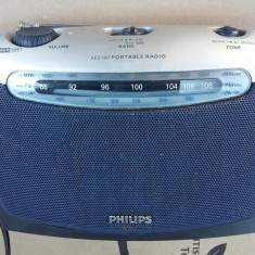 RADIO PHILIPS AE2160, ARE BENZILE LW/MW/FM . FUNCTIONEAZA . - Aparat radio Philips, Analog