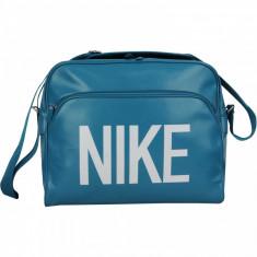 Geanta Nike Heritage - Originala - Dimensiuni - L38 x H31 x D10 cm - Geanta Barbati Nike, Marime: Mare, Culoare: Din imagine
