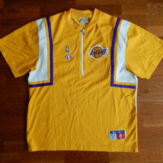 Champion USA Designed Exclusively for the Athletes of the NBA Lakers; marime L - Echipament baschet
