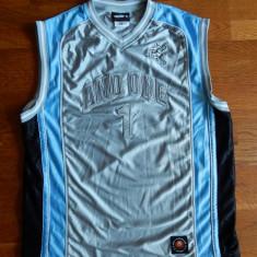 Tricou Basketball And 1 Playground Classic; marime XL, vezi dimensiuni; ca nou - Echipament baschet