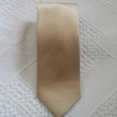 Deosebita Cravata Matase By Alexander - Cravata Barbati, Culoare: Auriu