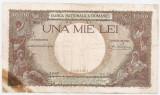 ROMANIA 1000 LEI 1938 U