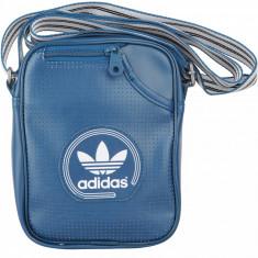 Geanta Adidas Perf - Originala - Dimensiuni - L15 x H20 x D6 cm - Geanta Barbati Nike, Marime: Mica, Culoare: Din imagine