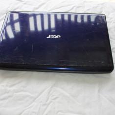 Carcasa completa cu balamale laptop ACER ASPIRE 7740g, stare buna - Carcasa laptop