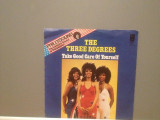 THE THREE DEGRES - TAKE...SINGLE -45 rpm(1975/PHILADELPHIA /RFG)-Vinil/Impecabil, virgin records