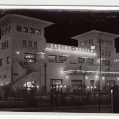 CONSTANTA MAMAIA CAZINO MOVILA - Carte Postala Dobrogea dupa 1918, Necirculata, Fotografie