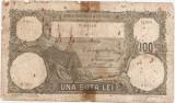 ROMANIA 100 LEI 1932 U