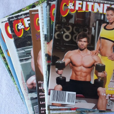 REVISTA FITNESS, LOT 13 BUCATI . - Revista barbati